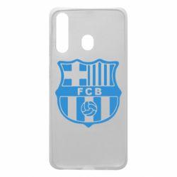 Чехол для Samsung A60 FC Barcelona