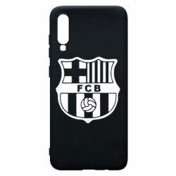 Чехол для Samsung A70 FC Barcelona