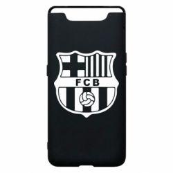Чехол для Samsung A80 FC Barcelona