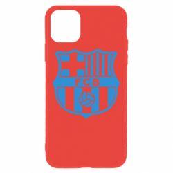 Чехол для iPhone 11 FC Barcelona