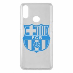 Чехол для Samsung A10s FC Barcelona
