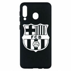 Чехол для Samsung M30 FC Barcelona