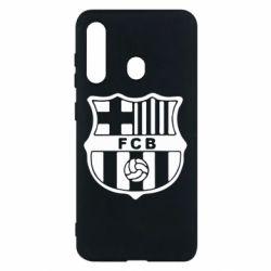 Чехол для Samsung M40 FC Barcelona