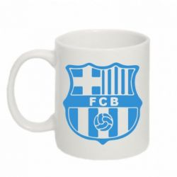Кружка 320ml FC Barcelona