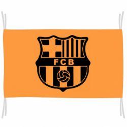 Флаг FC Barcelona