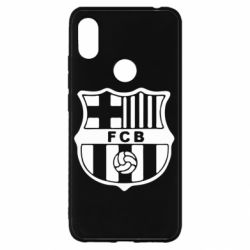 Чехол для Xiaomi Redmi S2 FC Barcelona