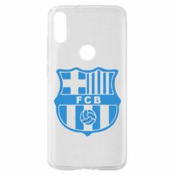 Чехол для Xiaomi Mi Play FC Barcelona