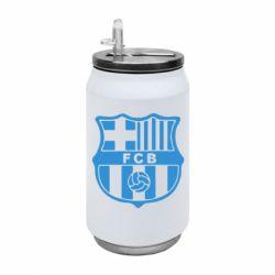 Термобанка 350ml FC Barcelona