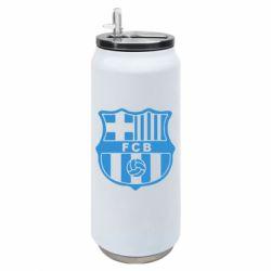 Термобанка 500ml FC Barcelona
