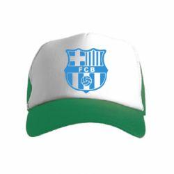 Детская кепка-тракер FC Barcelona