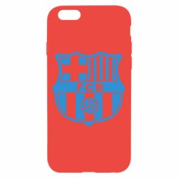 Чехол для iPhone 6/6S FC Barcelona