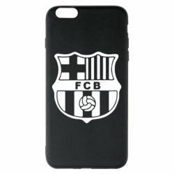 Чехол для iPhone 6 Plus/6S Plus FC Barcelona
