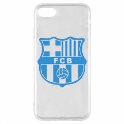 Чехол для iPhone 7 FC Barcelona