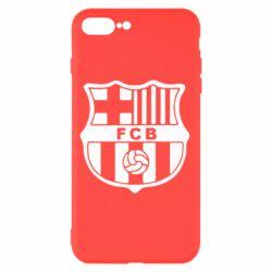 Чехол для iPhone 7 Plus FC Barcelona