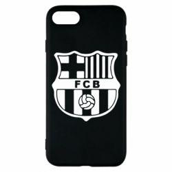 Чехол для iPhone 8 FC Barcelona