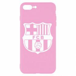 Чехол для iPhone 8 Plus FC Barcelona