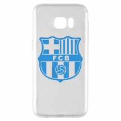 Чехол для Samsung S7 EDGE FC Barcelona