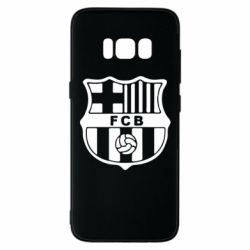 Чехол для Samsung S8 FC Barcelona