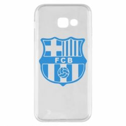 Чехол для Samsung A5 2017 FC Barcelona