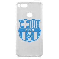 Чехол для Xiaomi Mi A1 FC Barcelona