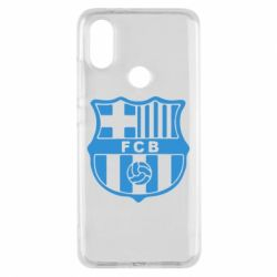 Чехол для Xiaomi Mi A2 FC Barcelona