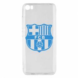 Чехол для Xiaomi Mi5/Mi5 Pro FC Barcelona
