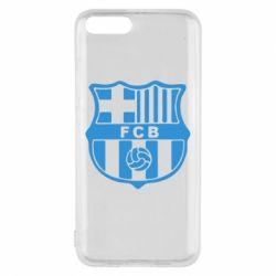 Чехол для Xiaomi Mi6 FC Barcelona