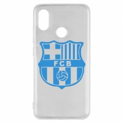 Чехол для Xiaomi Mi8 FC Barcelona