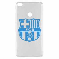 Чехол для Xiaomi Mi Max 2 FC Barcelona