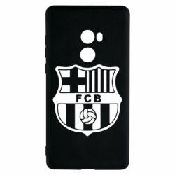 Чехол для Xiaomi Mi Mix 2 FC Barcelona