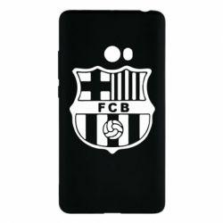 Чехол для Xiaomi Mi Note 2 FC Barcelona