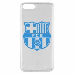 Чехол для Xiaomi Mi Note 3 FC Barcelona