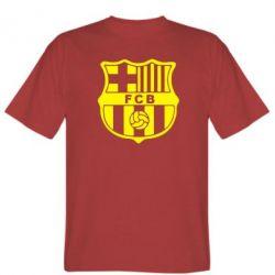 Мужская футболка FC Barcelona