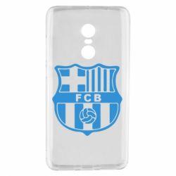 Чехол для Xiaomi Redmi Note 4 FC Barcelona
