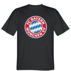 Мужская футболка FC Bayern Munchen - FatLine