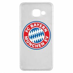 Чохол для Samsung A3 2016 FC Bayern Munchen