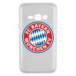 Чохол для Samsung J1 2016 FC Bayern Munchen
