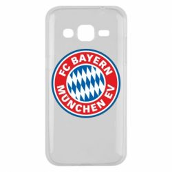 Чохол для Samsung J2 2015 FC Bayern Munchen
