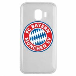 Чохол для Samsung J2 2018 FC Bayern Munchen