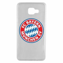 Чохол для Samsung A7 2016 FC Bayern Munchen