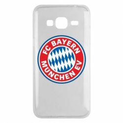Чохол для Samsung J3 2016 FC Bayern Munchen