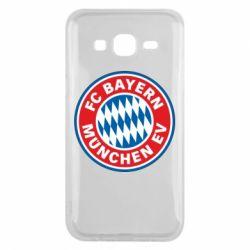 Чохол для Samsung J5 2015 FC Bayern Munchen