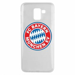 Чохол для Samsung J6 FC Bayern Munchen