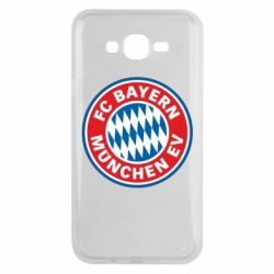 Чохол для Samsung J7 2015 FC Bayern Munchen