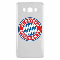 Чохол для Samsung J7 2016 FC Bayern Munchen