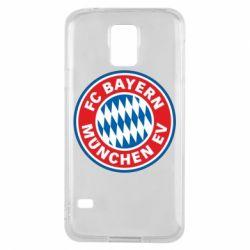 Чохол для Samsung S5 FC Bayern Munchen