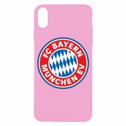 Чохол для iPhone X/Xs FC Bayern Munchen