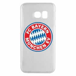 Чохол для Samsung S6 EDGE FC Bayern Munchen