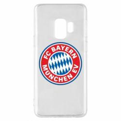 Чохол для Samsung S9 FC Bayern Munchen