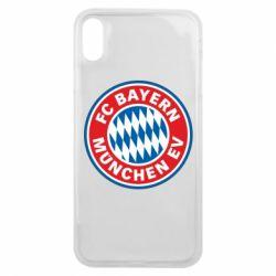 Чохол для iPhone Xs Max FC Bayern Munchen